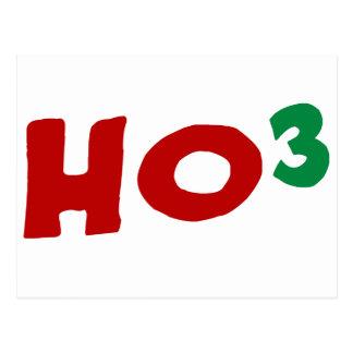 Ho 3 postcard