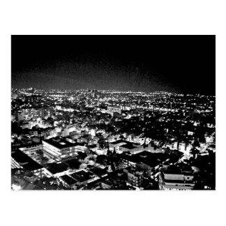 Ho Chi Minh City At Night Postcard