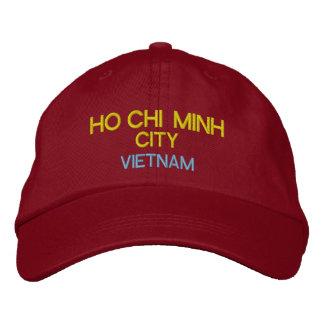 Ho Chi Minh City (Saigon) Vietnam Embriodered Hat