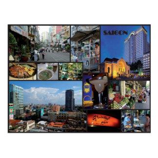 Ho Chi Minh city - Vietnam Post Cards
