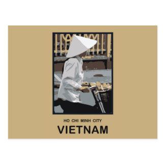 Ho Chi Minh City Vietnam Post Cards