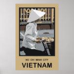 Ho Chi Minh City Vietnam Print