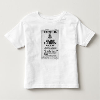 Ho, for Cuba Toddler T-Shirt
