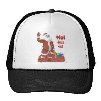 Ho Ho Ho! (alternate) Mesh Hats