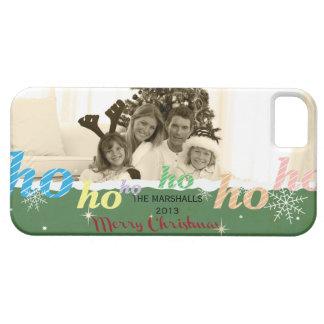 HO - HO - HO CASE FOR THE iPhone 5