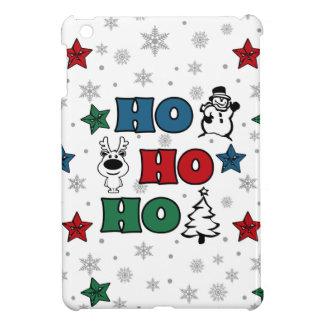 Ho-Ho-Ho Christmas design iPad Mini Covers
