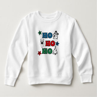 Ho-Ho-Ho Christmas design Sweatshirt