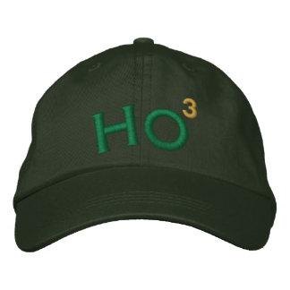 Ho Ho Ho Embroidered Baseball Caps