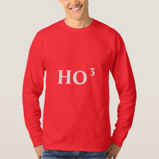 Ho Ho Ho-Haynes long sleeve Te T-Shirt