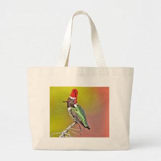 Ho Ho Ho Humm Canvas Bag