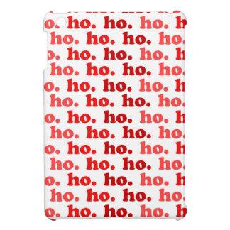 ho. ho. ho. iPad mini cover