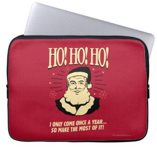 Ho! Ho! Ho! Laptop Sleeve