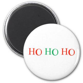 Ho Ho Ho Magnet