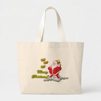 Ho! Ho! Ho! Merry Christmas Bags
