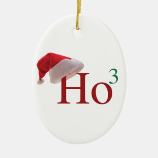 Ho Ho Ho Merry Christmas Christmas Ornament