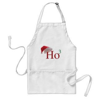 Ho Ho Ho Merry Christmas Standard Apron
