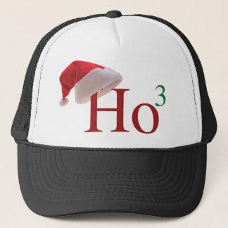 Ho Ho Ho Merry Christmas Trucker Hat
