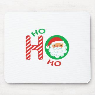 Ho Ho Ho Mouse Pad
