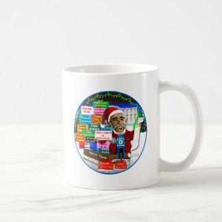 Ho Ho Ho Obama Coffee Mug