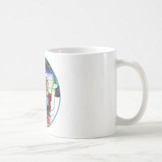 Ho Ho Ho Obama Basic White Mug