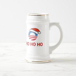 Ho Ho Ho Obama Stein