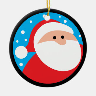Ho Ho Ho! Santa Claus Christmas Ornament