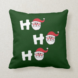 HO HO HO Santa - Pillow
