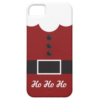 Ho Ho Ho Santa Suit Christmas iPhone 5 Case
