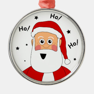 Ho! Ho! Ho! Santa Tree Ornament