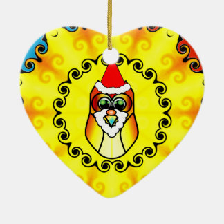 Ho Ho Owl Ornament