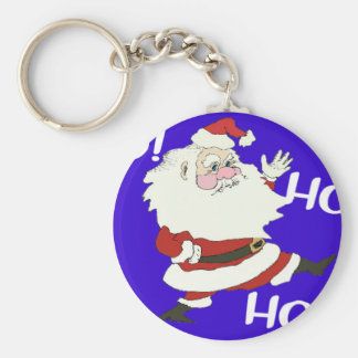 Ho-Ho-Santa Key Chain