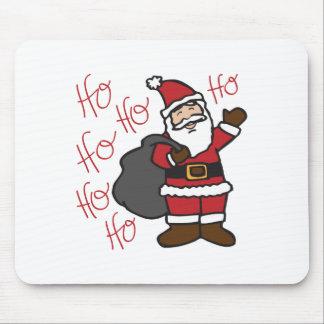 Ho Ho Santa Mousepad