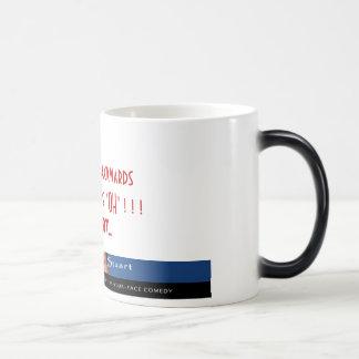 Ho is Oh!  Morphing Coffee Mug