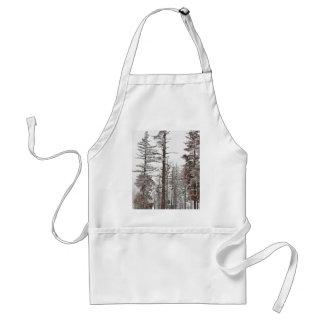 Hoard Frost Trees Standard Apron