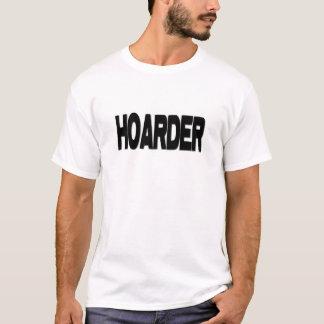 HOARDER blk T-Shirt