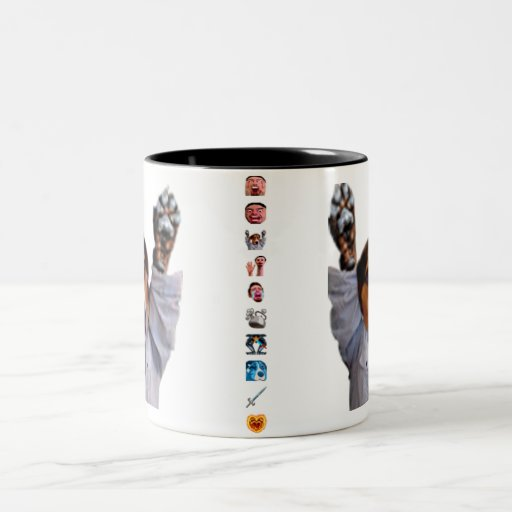 hobbHype Mug with Emote Stripe