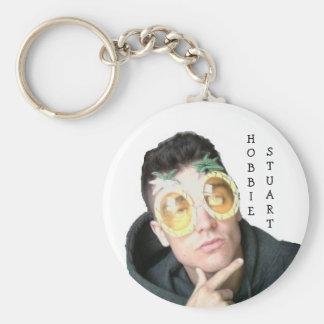 Hobbie Stuart Keyring Key Chain