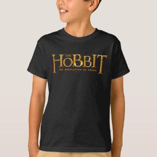Hobbit Logo - Gold T-Shirt