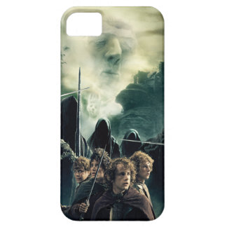 Hobbits Ready to Battle Barely There iPhone 5 Case