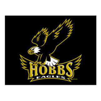 Hobbs Eagles Postcard