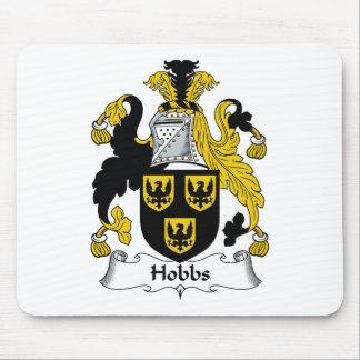 Hobbs Family Crest Mouse Mat