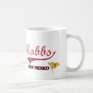Hobbs New Mexico City Classic Mug