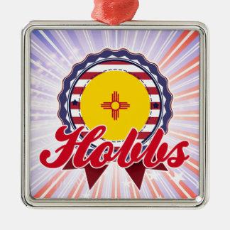 Hobbs, NM Christmas Ornament