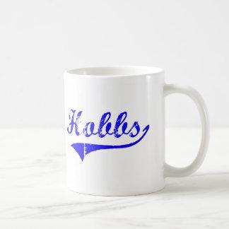 Hobbs Surname Classic Style Mugs