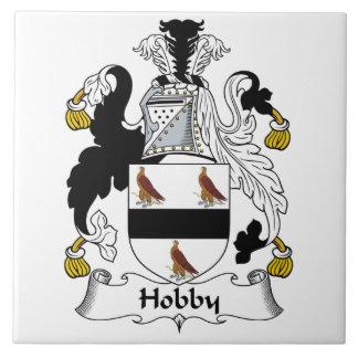 Hobby Family Crest Tiles