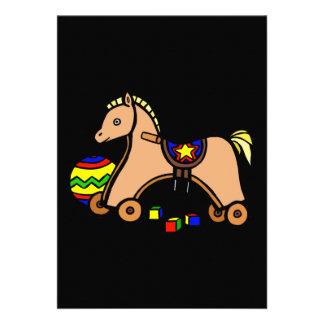 hobby horse invite