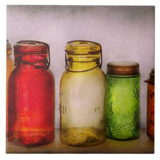 Hobby - Jars - I'm a Jar-aholic Ceramic Tiles