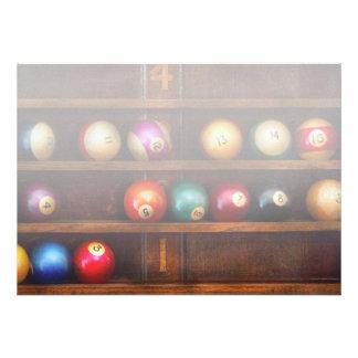 Hobby - Pool - Let s play billiards Invites