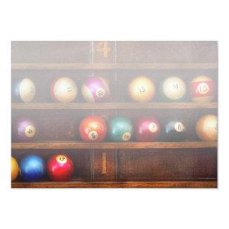 Hobby - Pool - Let's play billiards Invites