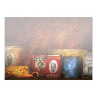 Hobby - Smoker - Smoking pipes Custom Invitation